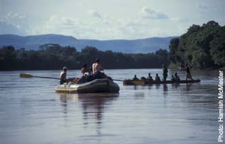 Rafting Adventure on the Omo River, Ethiopia